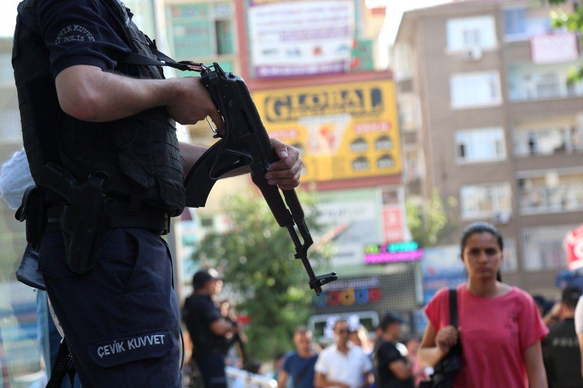 Репортер изФранции схвачен вТурции поподозрению втеррористической деятельности— AFP