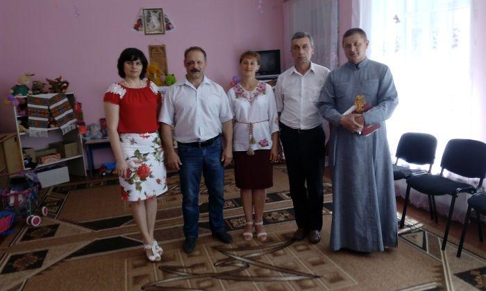 На Тернопільщині відкрили відремонтований дитячий садок