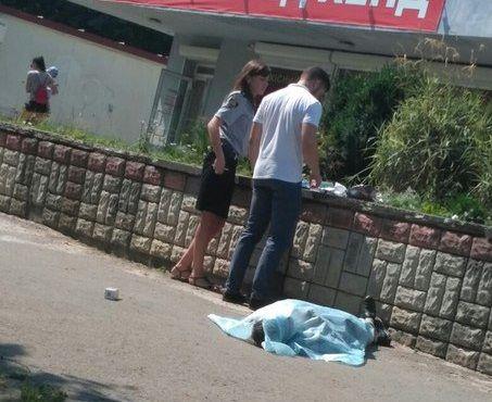 Чоловік помер від сонячного удару / twitter.com/govarta1
