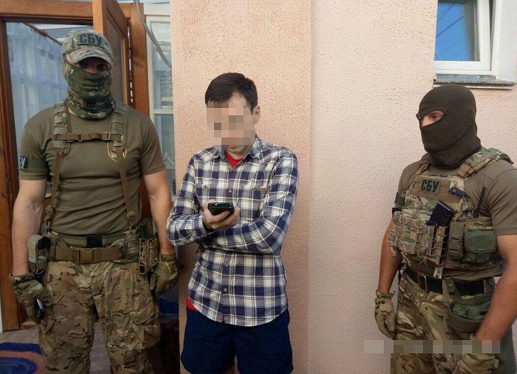 Журналісту повідомили про підозру за низкою статей / фото ssu.gov.ua