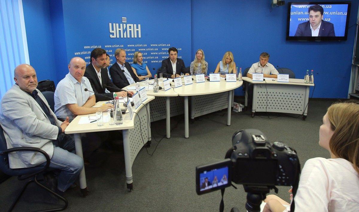 ЄС виділить понад 100 мільйонів євро на реформування системи держуправління в Україні/ УНИАН