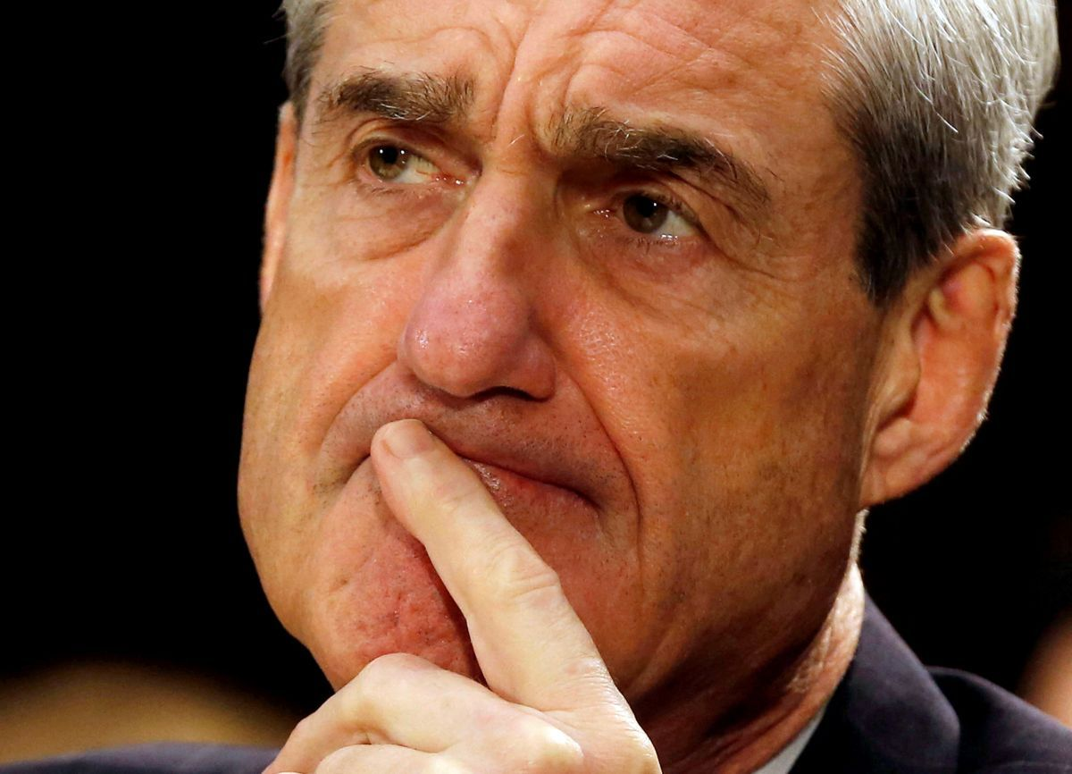 Special counsel Robert S. Mueller III / REUTERS