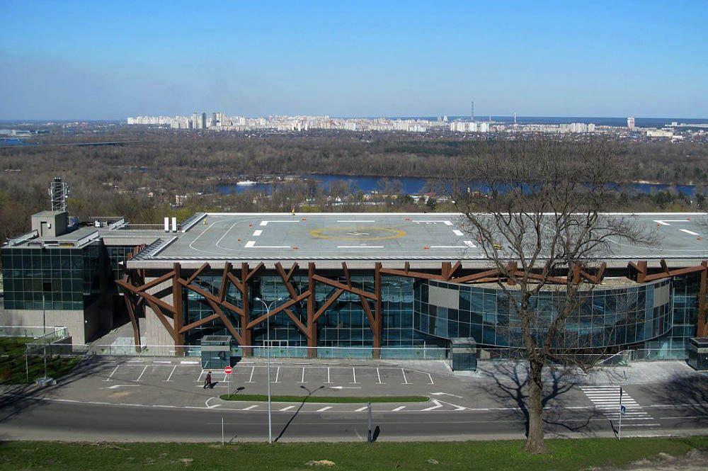 имущество передано на ответственное хранение государственному предприятию / фото kievvlast.com.ua