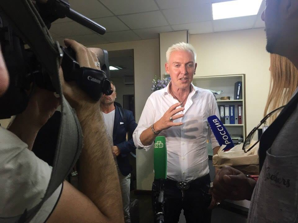 Против группы Scooter возбудили уголовное дело за выступление в Крыму / фото Scooter, Facebook