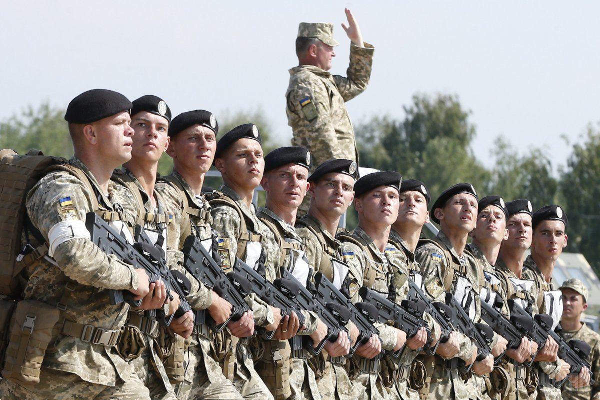 На День Незалежності відбудеться парад / фото УНИАН