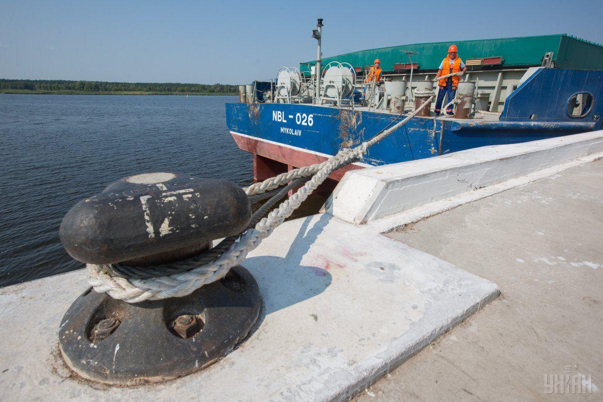 Закон стосується внутрішнього водного транспорту / фото УНІАН Володимир Гонтар