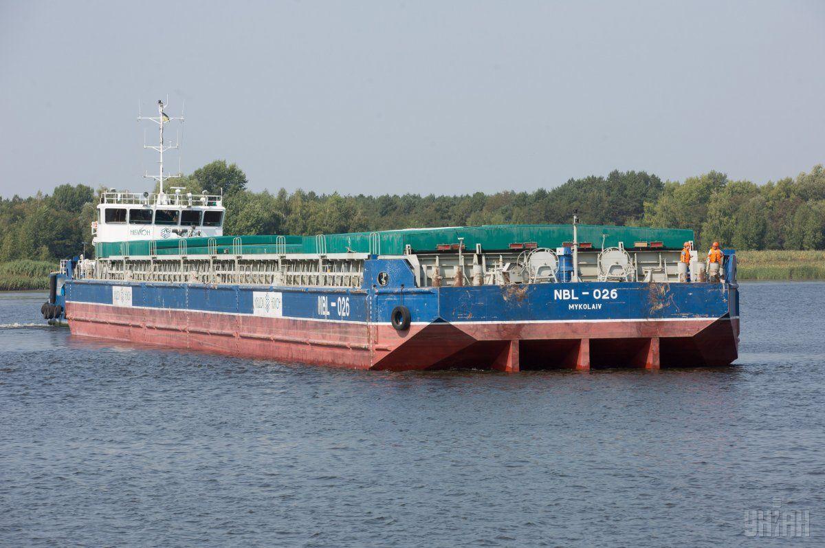 """Законопроект """"Про внутрішній водний транспорт"""" має запровадити ефективну річкову логістику / УНІАН"""