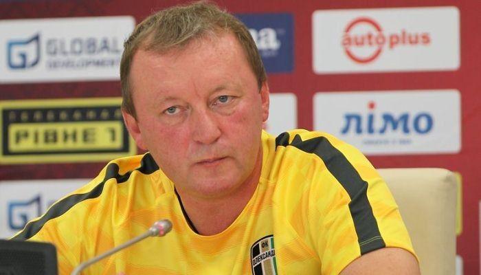 Шаран считает, что его команде под силу пройти очередного соперника в Лиге Европы / fco.com.ua