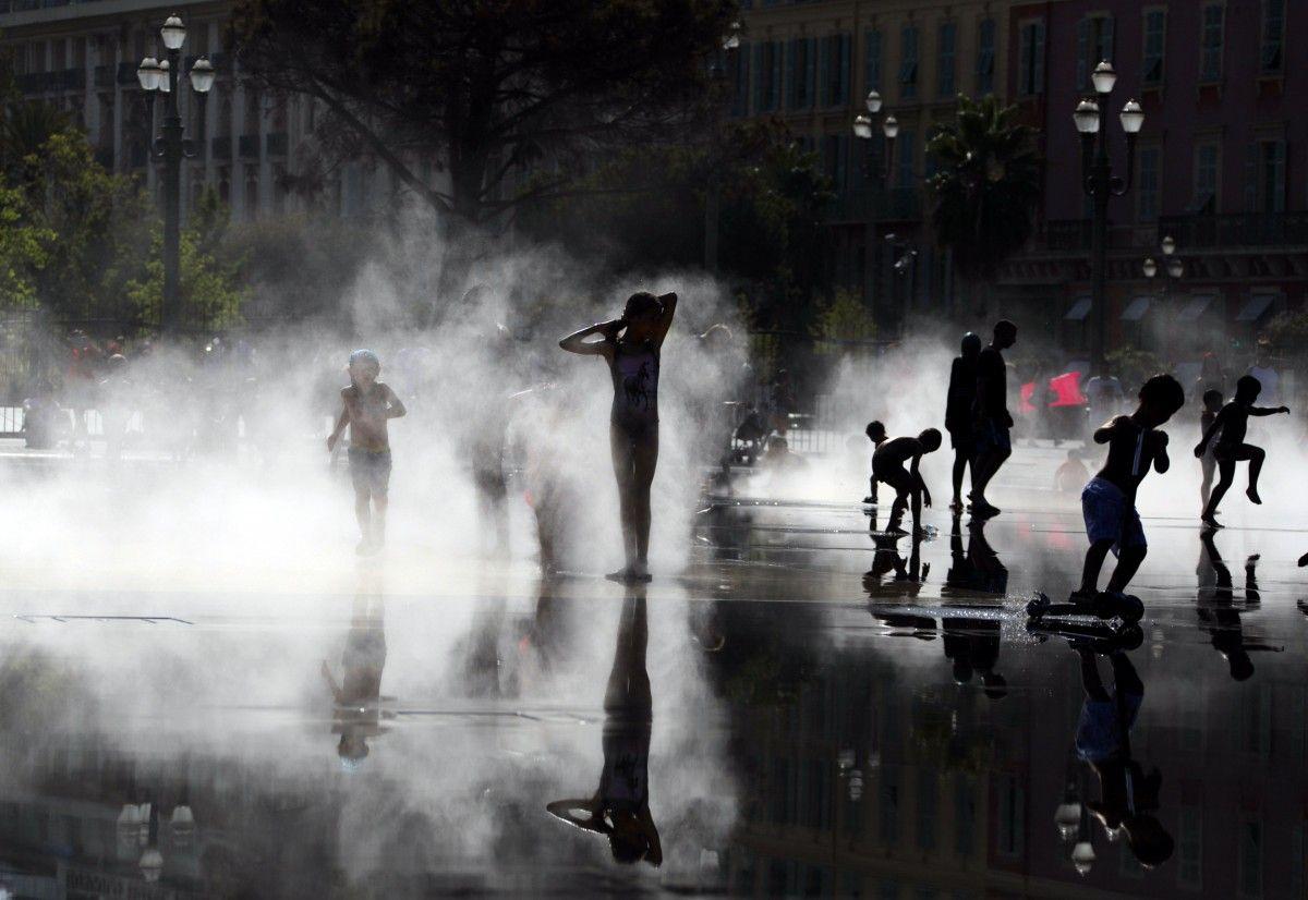 Спека у Франції / REUTERS
