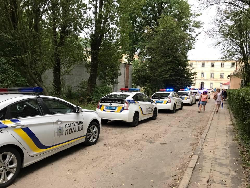 У психлікарні Львова пацієнт захопив 76 заручників / фото facebook/igor.zinkevych