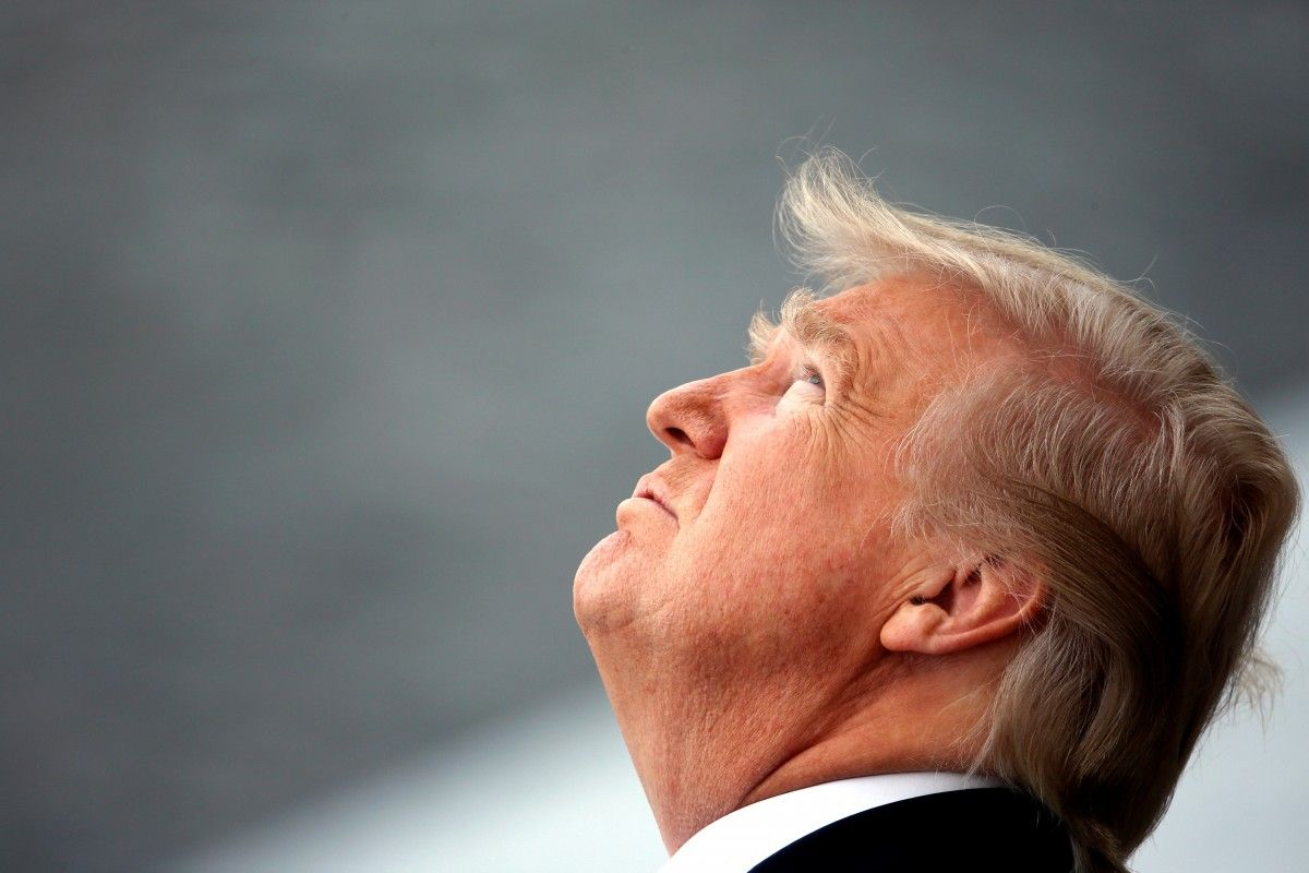 Дональд Трамп / Иллюстрация REUTERS