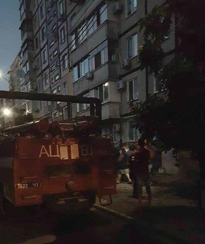 ВДнепре вмногоэтажке произошел взрыв: умер мужчина