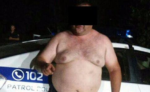 Крупный чин милиции Кривого Рога устроил мордобой вкафе