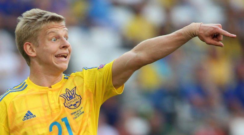 Итальянские СМИ уверены впереходе игрока сборной Украины в«Наполи»