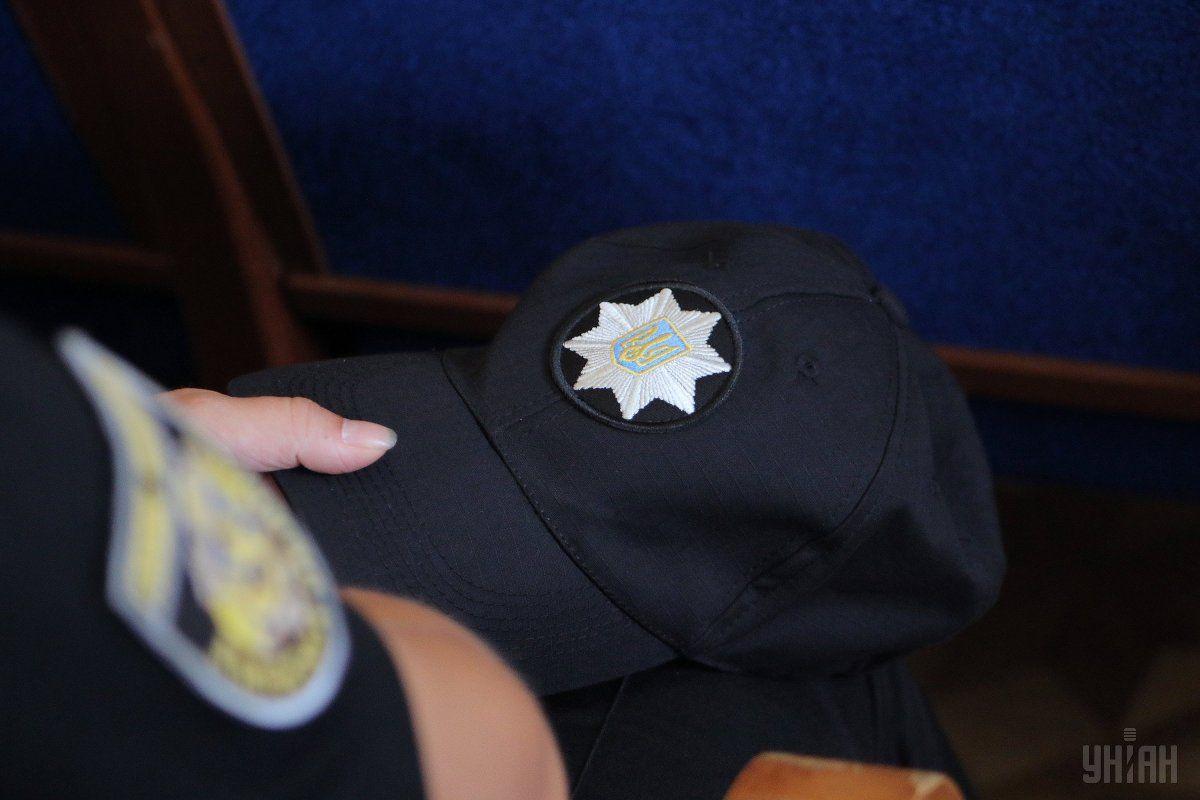 Поліція шукає скульптуру «Кота Моріса» / фото УНІАН