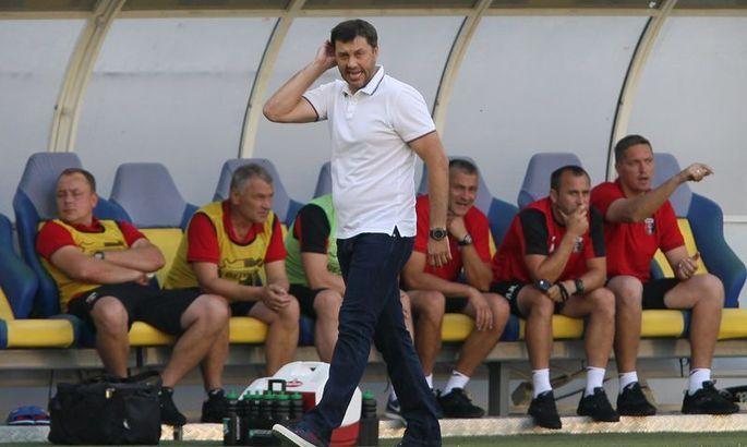 Перший гол і перемога. «Верес» навиїзді обіграв «Зірку»