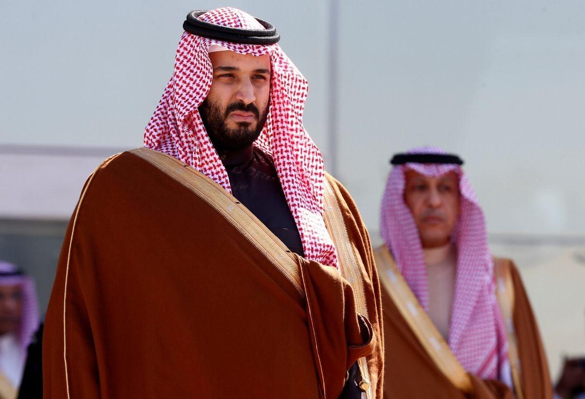 Мохаммед бен Салман / REUTERS