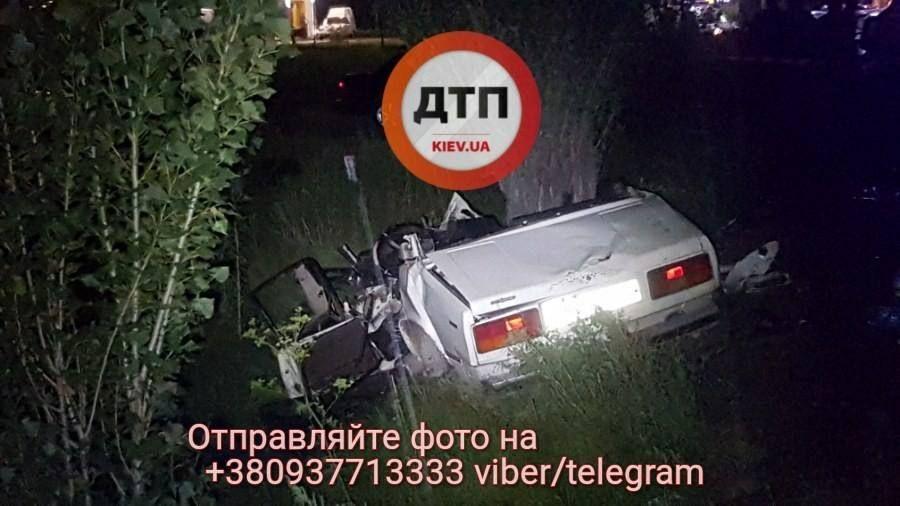 Пять человек в Вазе погибли / фото dtp.kiev.ua