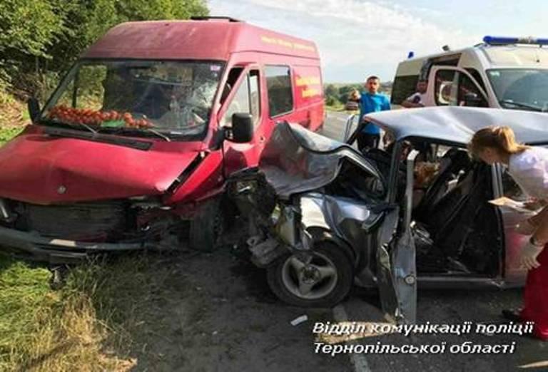 фото поліції Тернопільщини