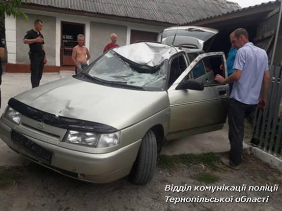 За фактом смертельної ДТП відкрито кримінальне провадження / Поліція Тернопільської області