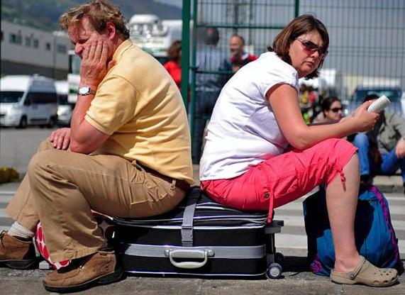 В середині літа цього року туристичних поїздок стало на 81% менше \ Allpravda.info