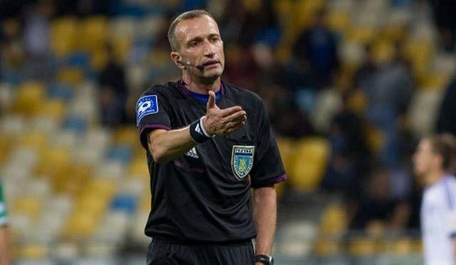 Вакс отказывается от дальнейшего судейства матчей в Украине / dynamo.kiev.ua
