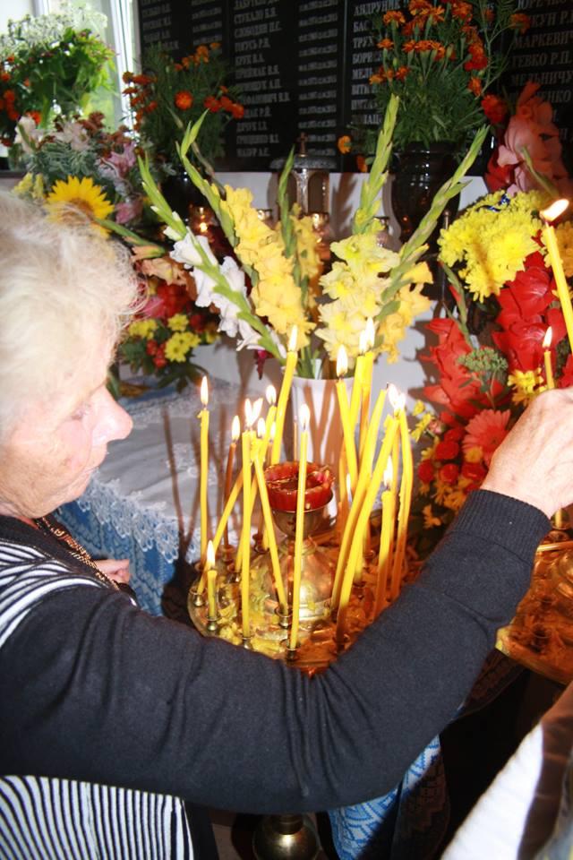 На Тернопільщині освятили каплицю-пантеон героям АТО / фото ТОДА