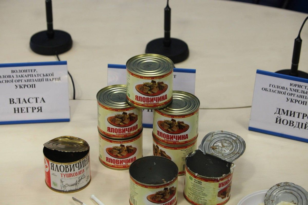 Минобороны усилило контроль запредоставлением услуг питания ввоинских частях