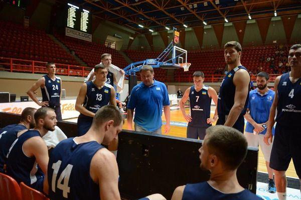 Украинские баскетболисты деклассировали румын / fbu.ua