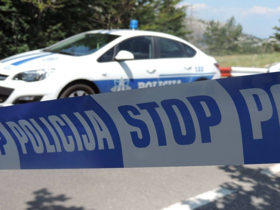 По словам очевидца, после этого мужчина совершил самоубийство / rtcg.me/Ilustracija