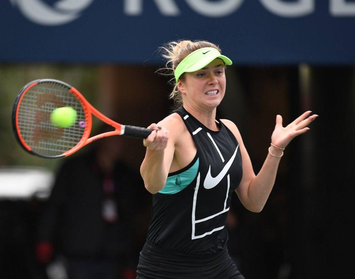 Еліна Світоліна вийшла у третє коло Rogers Cup у Торонто / facebook.com/RogersCup