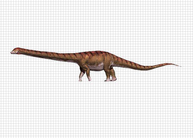 Кости динозавров нашли на юге Аргентины / Иллюстрация Jorge Gonzalez
