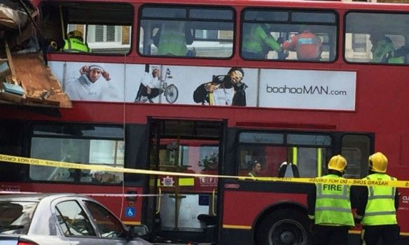 Автобуси заправлять незвичайним паливом / фото Sky News