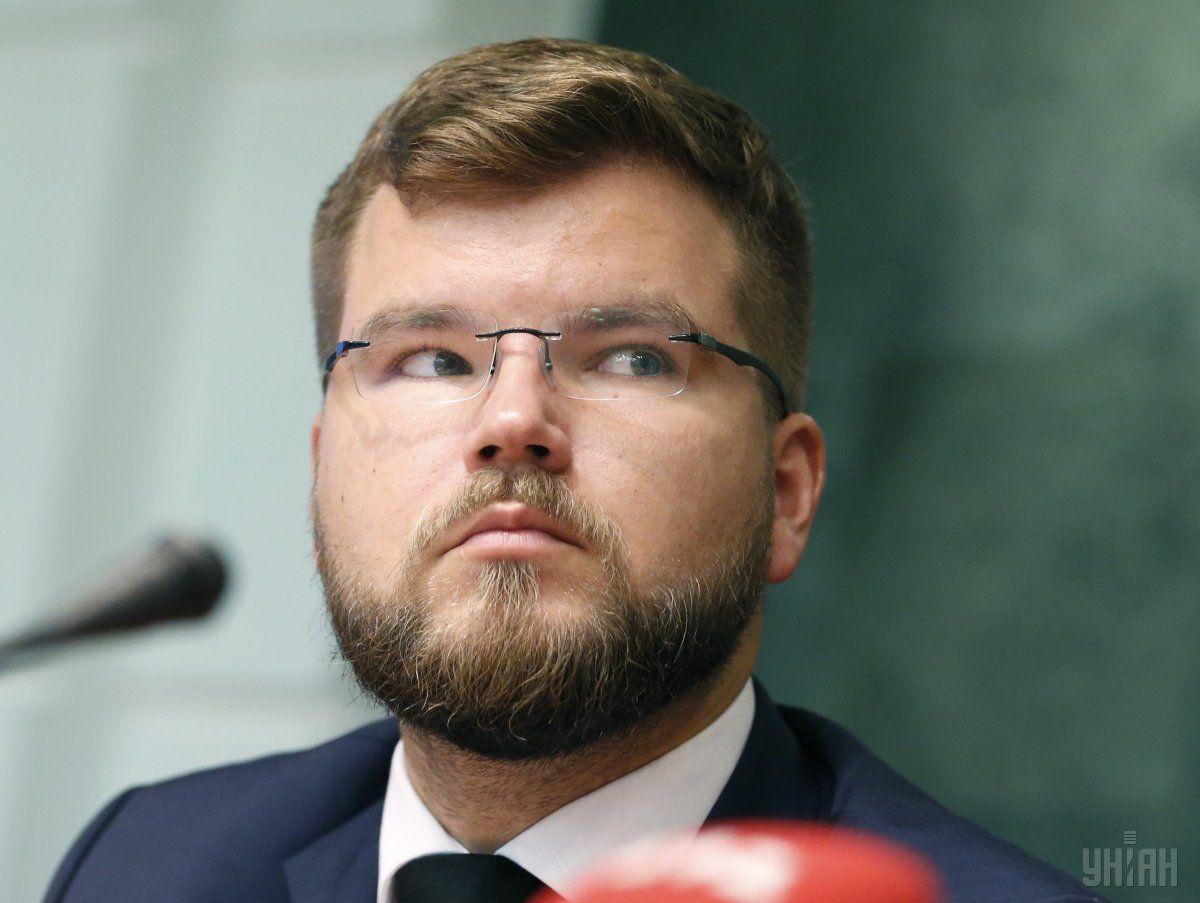 Кравцов анонсував зміни, пов'язані з поточним менеджментом компанії / фото УНІАН
