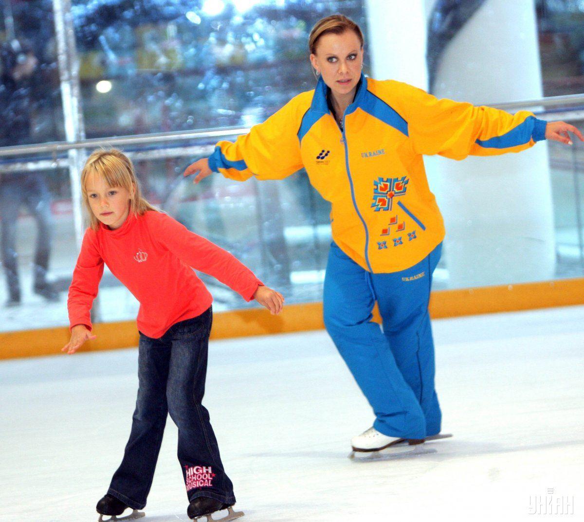 Баюл принесла Украине первую золотую медаль на Олимпийских играх в 1994-м году / фото УНИАН