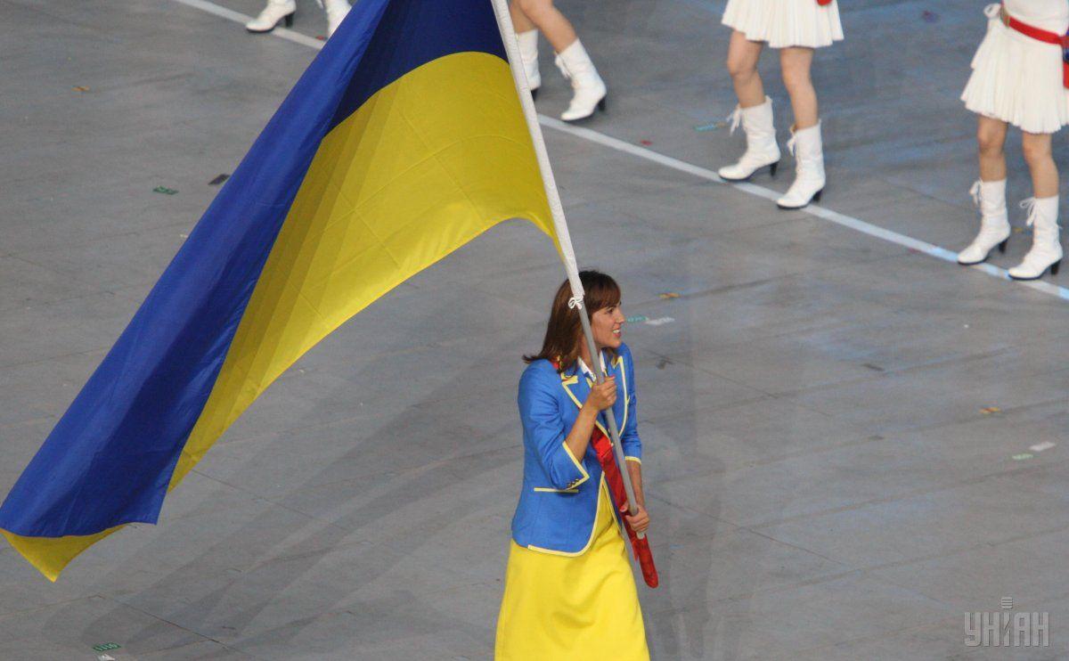 Клочкова является самой титулованной спортсменкой Украины за годы независимости / фото УНІАН
