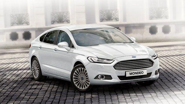 Ford Mondeo / фото www.ford.ru