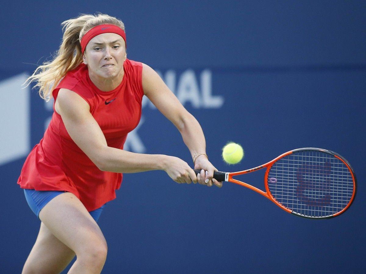 Свиттолина розгромила Вільямс на турнірі в Канаді / Reuters
