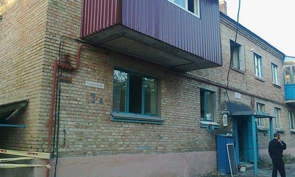 Всех жильцов дома эвакуировали / Заря Приирпенья