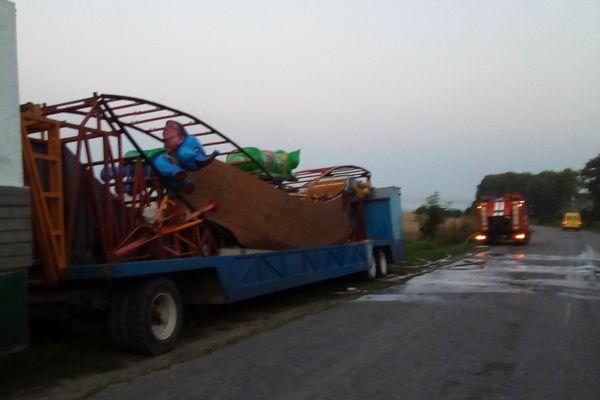 фото: центр пропаганди територіального управління ДСНС в Тернопільській області