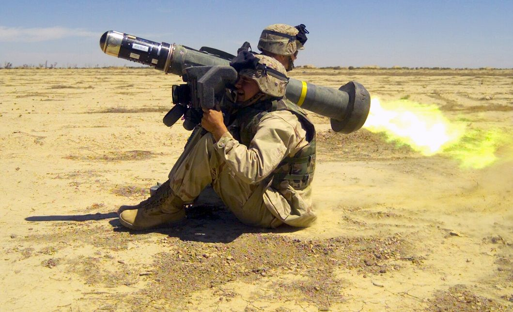 Польща планує придбати 60 пускових установок та близько 185-ти ракет / фото УНІАН