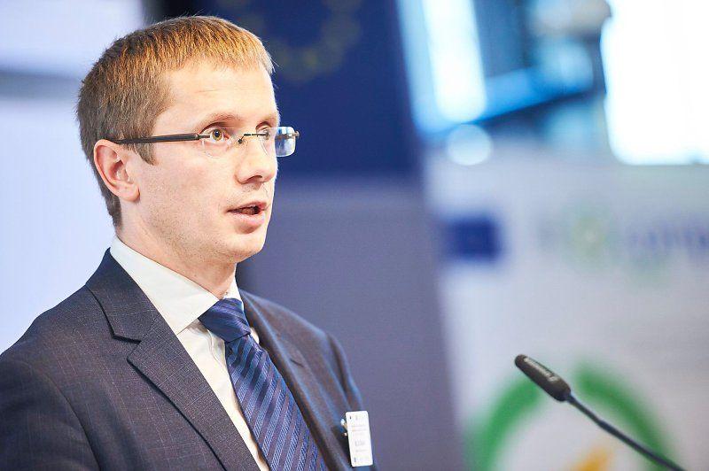 Горбан: в 2016 году эстонские аграрии произвели около 1 миллиона тонн зерновых / фото fi-compass.eu