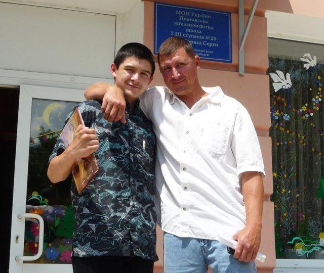 Роман та Олександр Марченки / фото Полтавщина