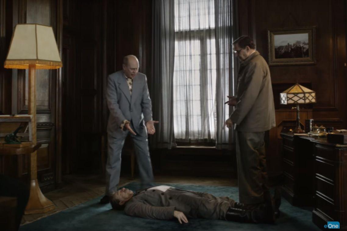 Фильм рассказывает о том, как потрясла СССР смерть вождя / Кадр из видео на YouTube-канале Entertainment One UK