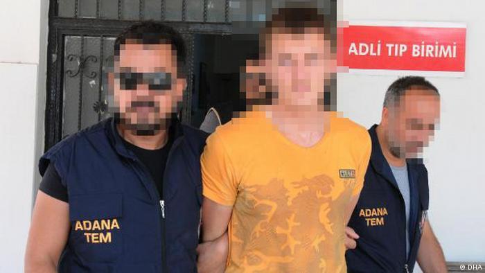 У Бакиева нашли переписку с членами ИГИЛ / фото DHA