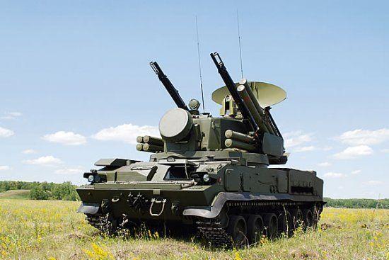 Системы ПВО РФ, по словам Озерова, готовы к перехвату / фото УНИАН