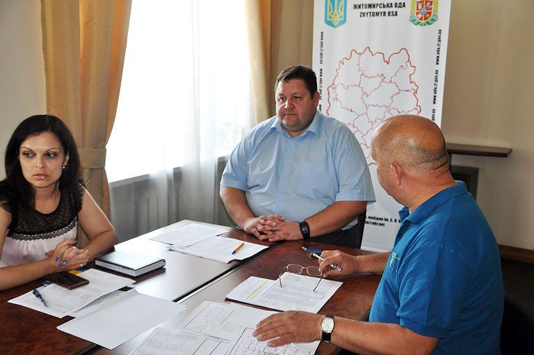 Житомирська область є лідером у впровадженні децентралізації / oda.zt.gov.ua