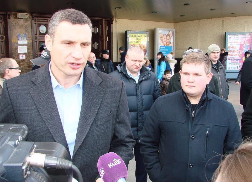 Иван Клипа уходит в отставку  фото facebook.com/ivan.klipa
