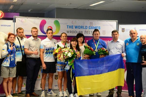 Досягнення українських спортсменів у Вроцлаві – просто колосальні / фото favoritekherson.co