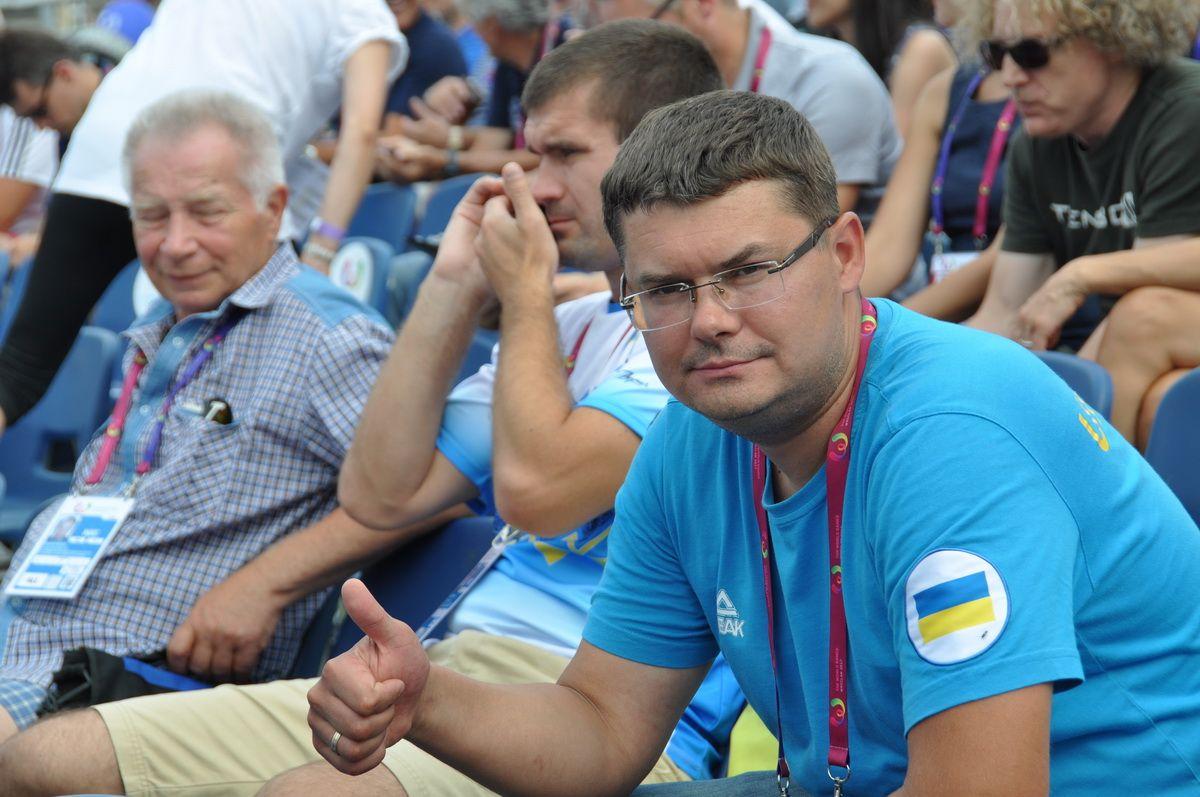 На думку Шевляка, важливою складовою успіху збірної стала підтримка міністерства спорту / фото УНІАН